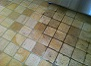 Kitchen tile and grout
